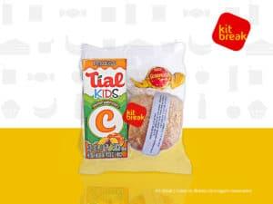 Kit Lanche na Embalagem Selada